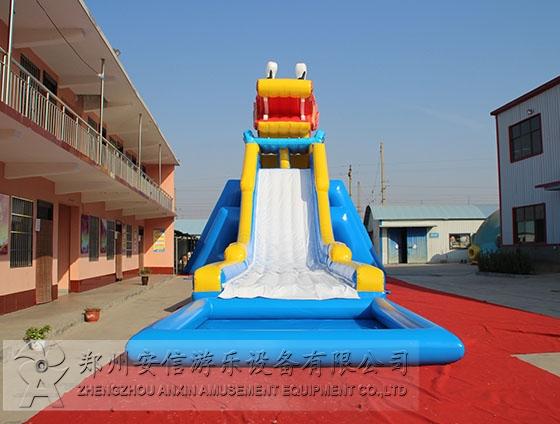 儿童移动水上乐园