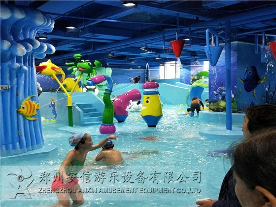 室内水上乐园