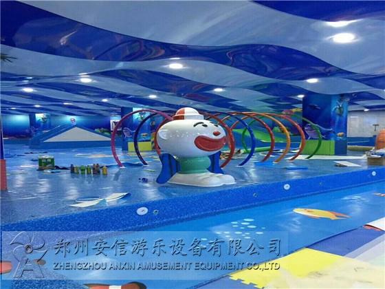 儿童室内水上乐园设备