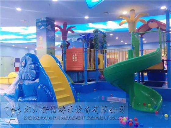 投资室内儿童乐园多少钱