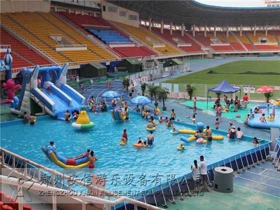 移动式游泳池