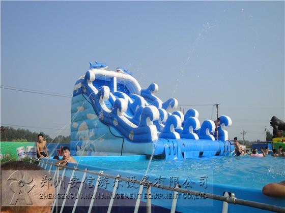 移动水上乐园设备