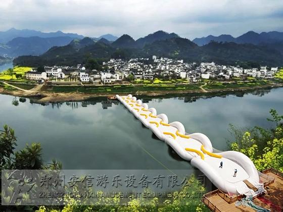 郑州水上魔毯