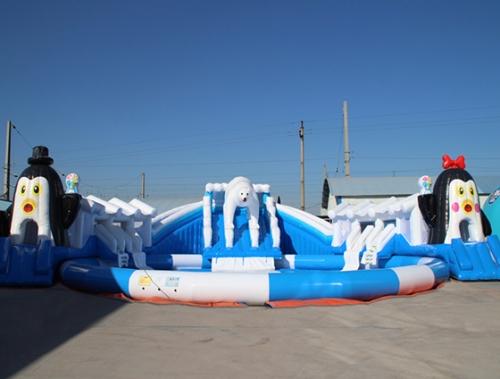 移动式游泳池设备